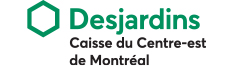 Desjardins - Caisse du Centre-est de Montréal